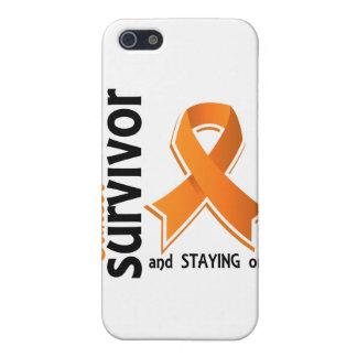 Kidney Cancer Survivor 19 iPhone 5/5S Case