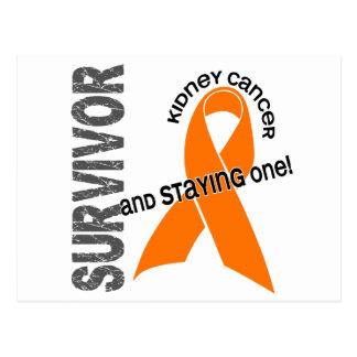 KIDNEY CANCER Survivor 1 Postcards