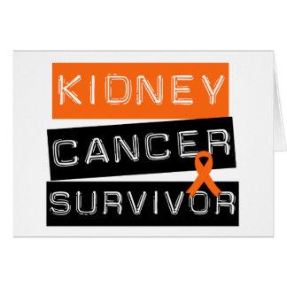 Kidney Cancer Survivor Cards