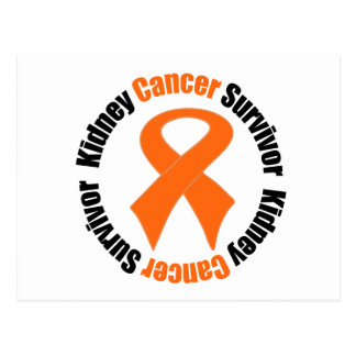 Kidney Cancer Survivor Circle Postcard