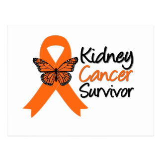 Kidney Cancer Survivor Post Cards
