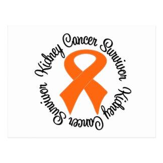 Kidney Cancer Survivor Postcard