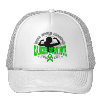 Kidney Cancer Tough Survivor Trucker Hat