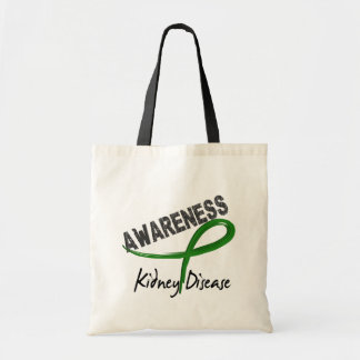 Kidney Disease Awareness 3 Tote Bag