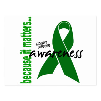 Kidney Disease Awareness Post Cards