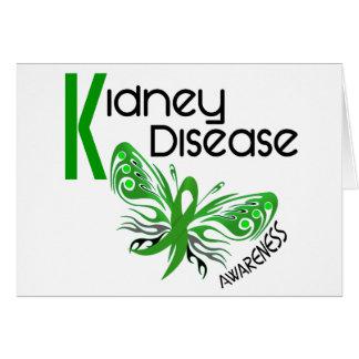 Kidney Disease BUTTERFLY 3.1 Card