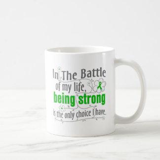 Kidney Disease In The Battle Basic White Mug