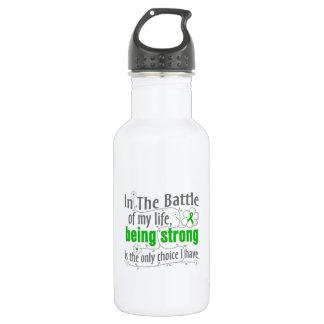 Kidney Disease In The Battle 18oz Water Bottle