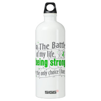 Kidney Disease In The Battle SIGG Traveller 1.0L Water Bottle