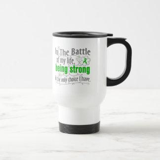 Kidney Disease In The Battle Stainless Steel Travel Mug