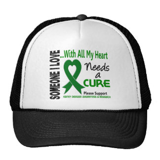 Kidney Disease Needs A Cure 3 Cap