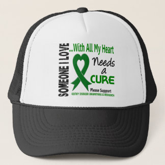 Kidney Disease Needs A Cure 3 Trucker Hat