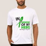 Kidney Disease Tribute In Memory of My Hero Tees
