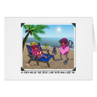 Kidney Failure Humor Cards