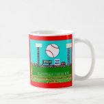 Kids 2013 Personalised Baseball Mug Birthday Gift