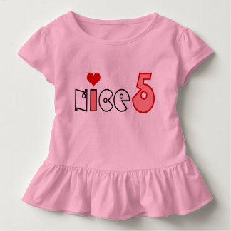 Kid's 5 year Tshirt HQH