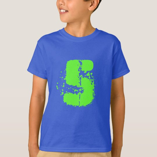Kids 5th Birthday shirt | Age five in