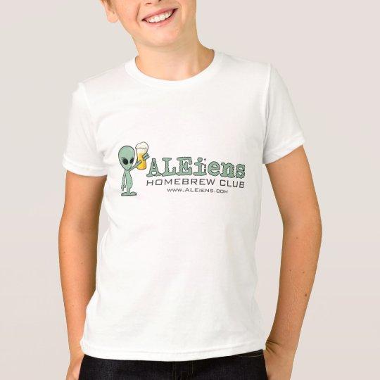 Kids ALEiens Ringer T-Shirt