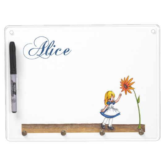 Kids Alice in Wonderland Whiteboard