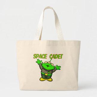 Kids Alien Tote Bag