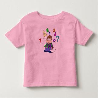 Kids Alphabet Puzzle T Shirt