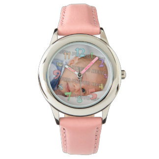 Kids and Baby Picture Watch