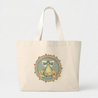 Kids Angel Tote Bag