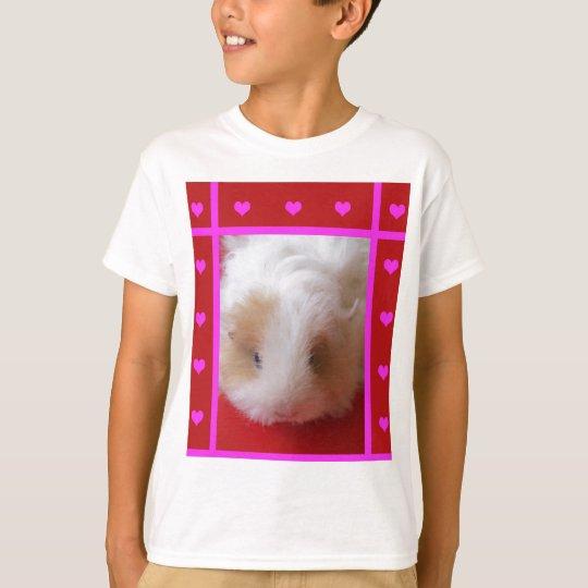 Kids Animal Guinea Pig T Shirt