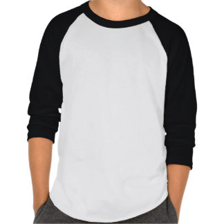 Kids Anvil 3/4 sleeve Raglan Baseball shirt
