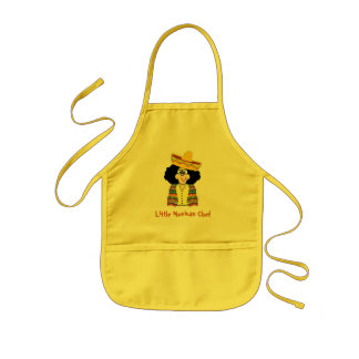 KIds Apron, Lil Mexican, Little Mexican Chef