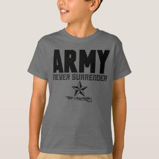 Kid's Army Tee