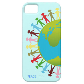 Kids Around the World Save The Planet Peace iPhone 5 Covers