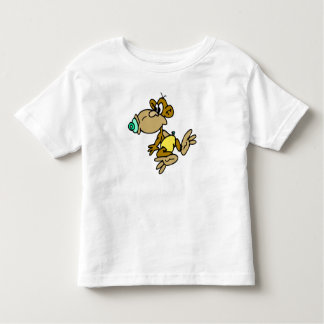 Kids Baby Monkey T Shirt