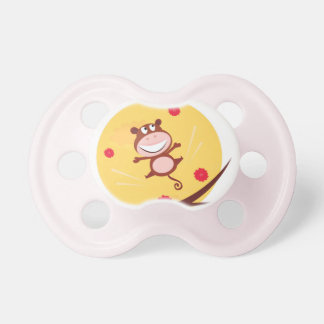Kids baby Pacifier with Monkey