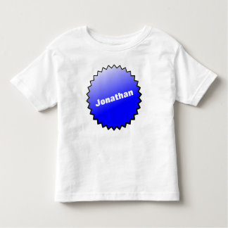 Kids Badge Personalized Shirt