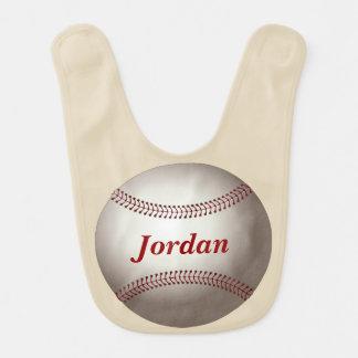 Kid's Baseball Bib