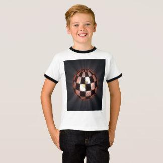Kids' Basic Ringer T-Shirt