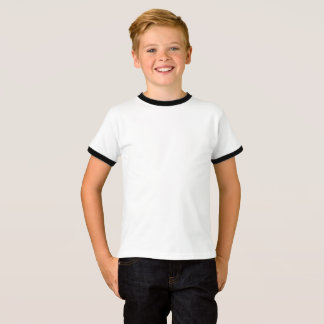 Kids' Basic Ringer T-Shirt