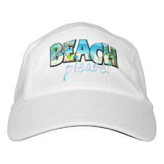 Kids Beach Please! Hat