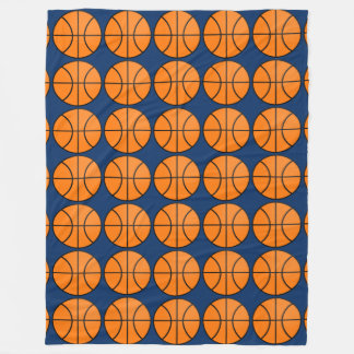 Kids Bed Bedroom Basketball Sports Blanket Gift
