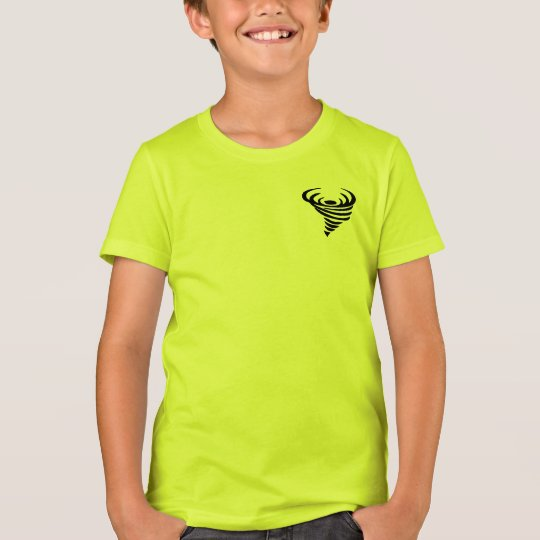 Kids' Bella + Canvas Crew T-Shirt toddnado