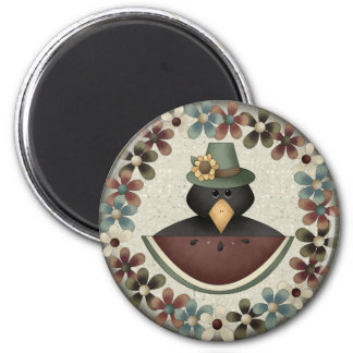 Kids Bird T Shirts and Gifts 6 Cm Round Magnet