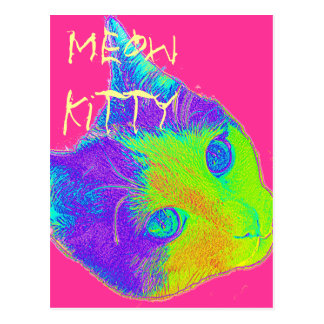 KIDS BIRTHDAY CARD POSTCARD