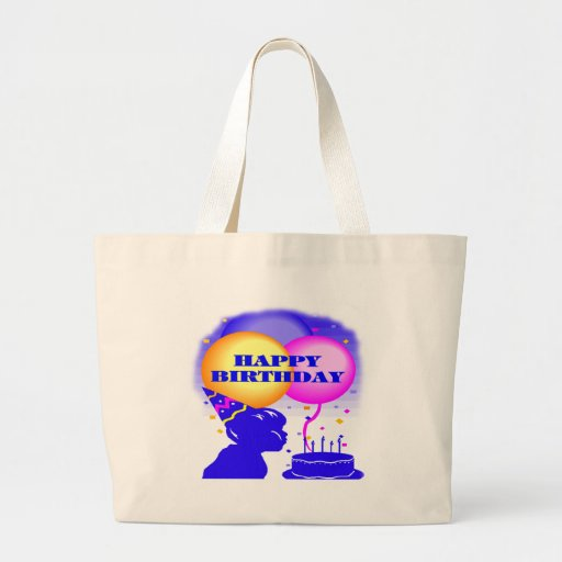 Kids Birthday Gifts Tote Bag