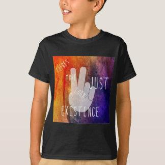 Kids black tshirt