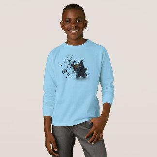 Kids' Blowing Up Star Status Apparel T-Shirt