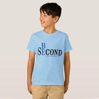 Kids blue shirt