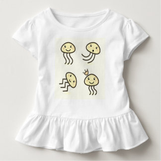 Kids body with mare creatures toddler T-Shirt
