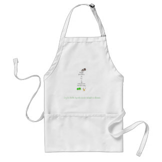 kids book Character Clothing Sous Chef Standard Apron