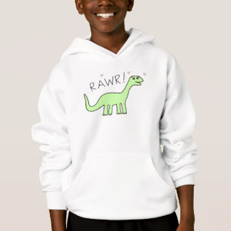 Kids Bronto Rawr Hoodies